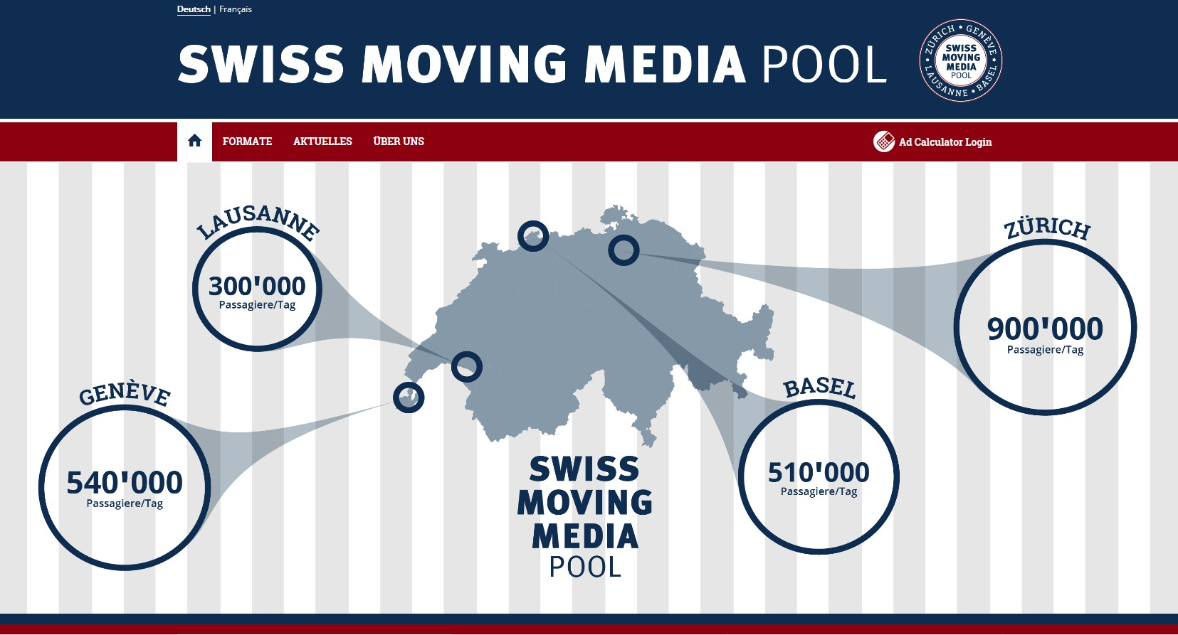 Launch of the Swiss Moving Media Pool!